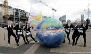 ناڕەزایەتی دژی سەرمایەداری وڵاتانی G20 لە هامبۆرگ …. نوری بەشیر