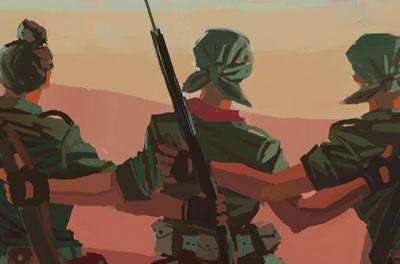 کۆنفیدراڵیزم، کۆنفیدراڵیزمی دیمۆکراتیك و ڕۆژاوای کوردستان … زاهیر باهیر